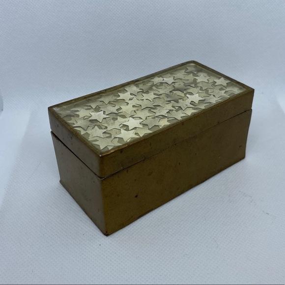 Small Star Jewelry Box